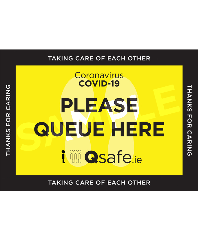 Qsafe Floor Marker 1 Sample