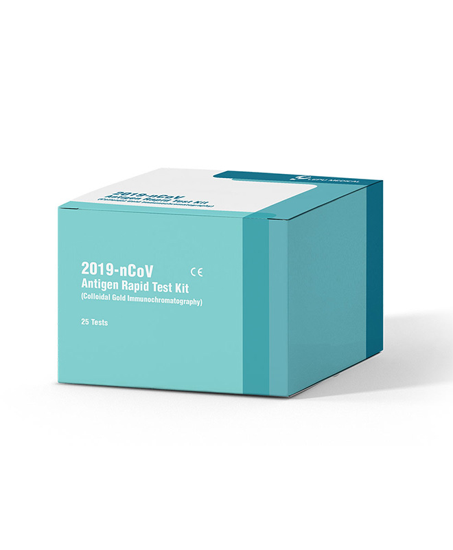 Sars Cov 2 Antigen Rapid Test Kit